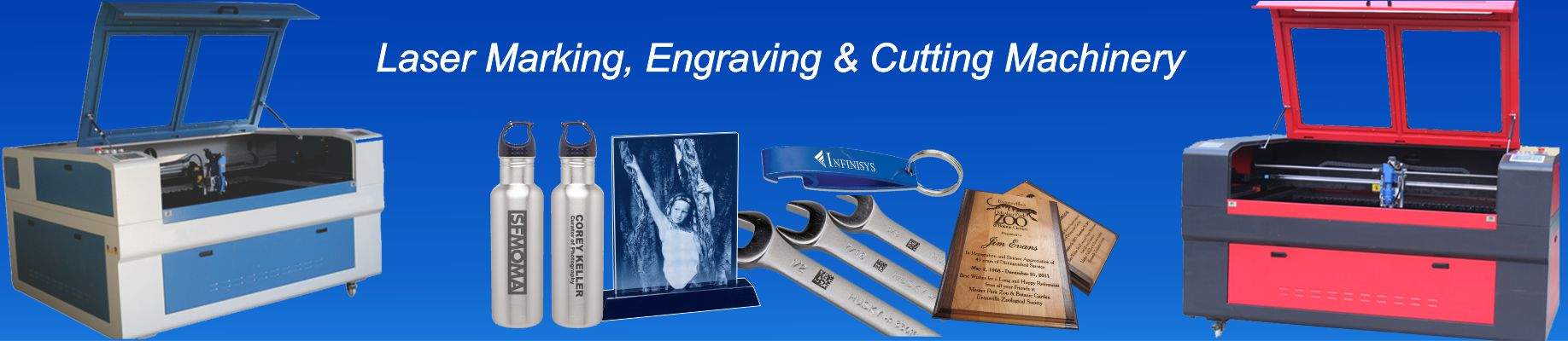 Laser Marking Cutting Machines